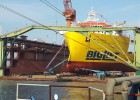 BigRoll Barentsz in new BigLift livery
