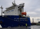 CY Interocean I calling Eemshaven