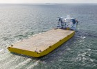 BigLift Shipping's MC-Class outfitted with scrubber