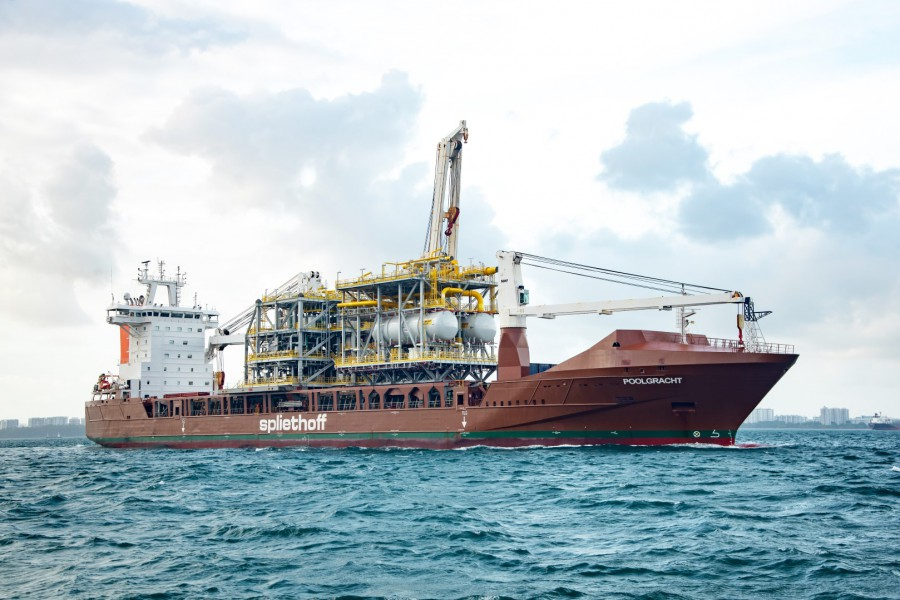 Modules for MODEC FPSO