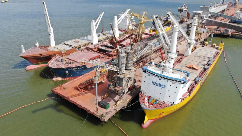 Salvage Shipunloader Vila do Conde