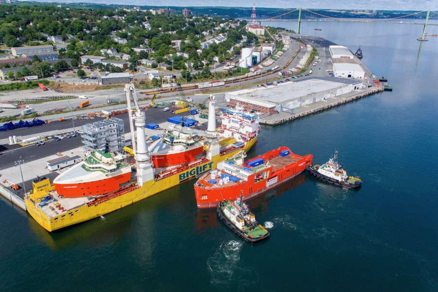 Damen Platform Supply Vessels