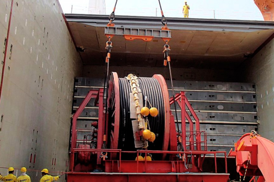 Subsea 7 winch