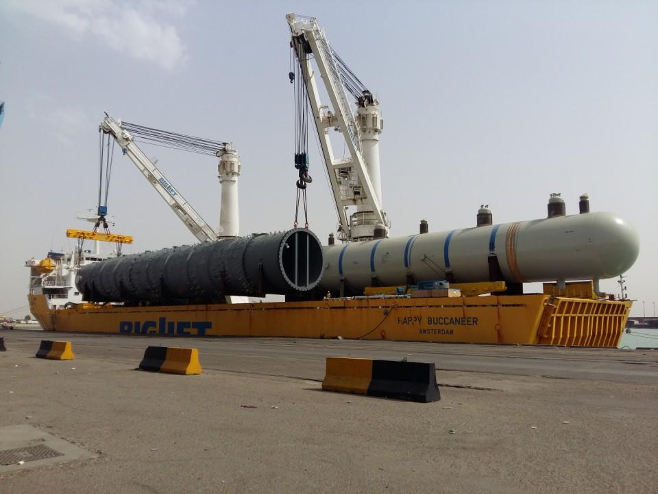 25,000 cbm petrochemical equipment