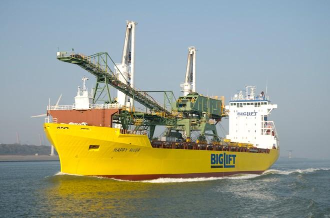 Discharge Ship Loader