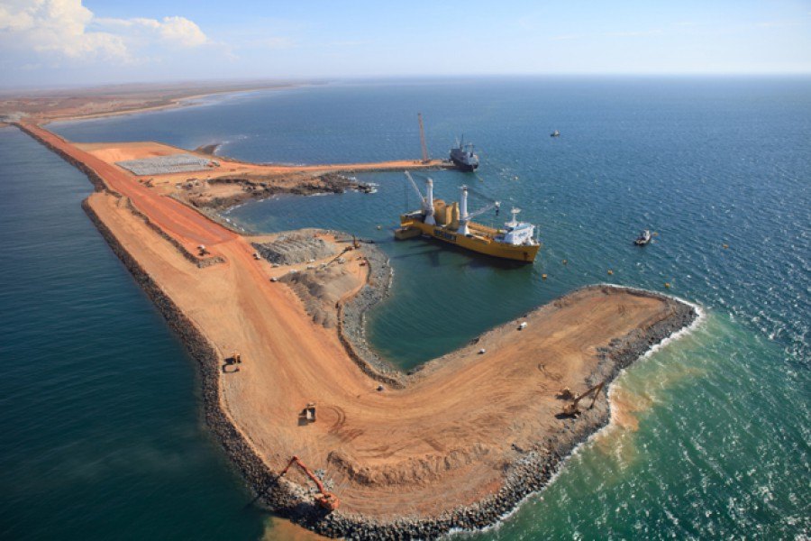 The Sino Iron Project