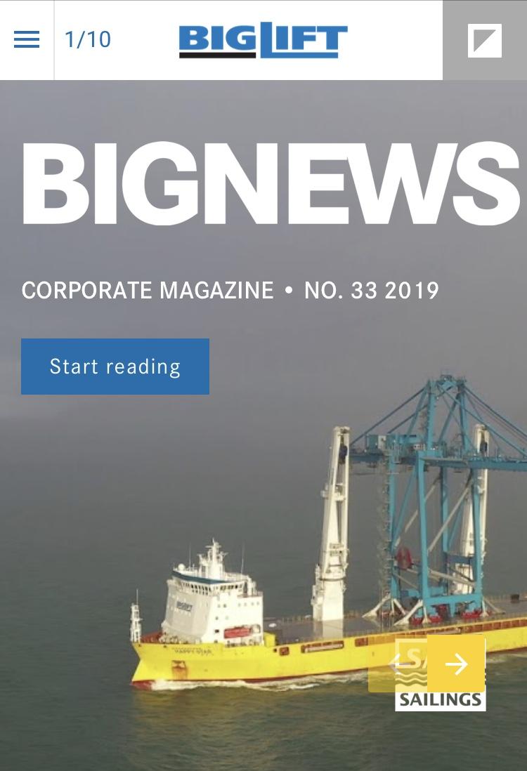 Home - BigLift Shipping